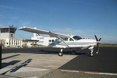 Cessna caravan Merville
